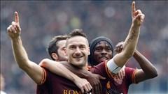 Francesco Totti: Trông cậy vào Hoàng tử thành Rome