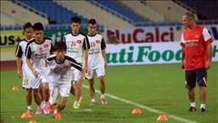 U19 Việt Nam chuẩn bị cho VCK U19 châu Á: Cuộc cạnh tranh quyết liệt