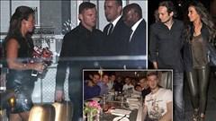 Sao M.U đi bar giải sầu khi Arsenal & Liverpool căng sức đá Champions League?