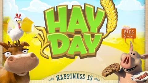 Hay Day: Đơn giản nhưng thú vị