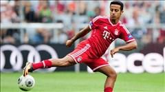 Thiago Alcantara tập luyện trở lại