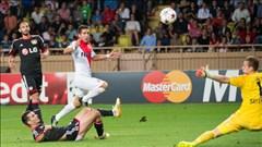 Monaco thắng nhọc Leverkusen 1-0: Tạm xua tan khủng hoảng