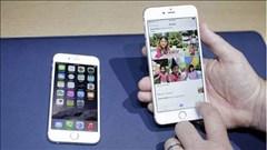 iPhone, iPad cho phép nâng cấp lên iOS 8