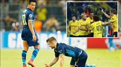 CLB Premier League: Khởi đầu thất vọng ở Champions League!