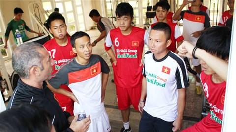 Nhiều cầu thủ U19 Việt Nam dính chấn thương