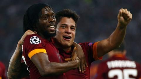 Sau khi hạ gục CSKA Moscow, Roma đã vươn lên dẫn đầu bảng tử thần
