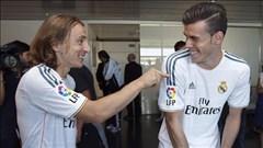 Luka Modric - Gareth Bale: Nguồn năng lượng mới của Real!