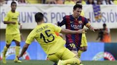 Messi ngày càng toàn diện