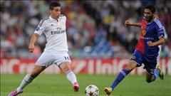 James Rodriguez khẳng định vị thế tại Real Madrid
