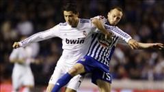 21h00 ngày 20/9, Deportivo vs Real Madrid: Không còn đường lùi