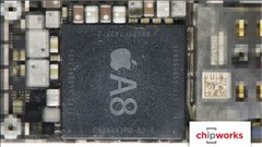 Chip Apple A8 không phải do Samsung sản xuất