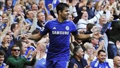 Không khỏe, Diego Costa vẫn ra sân trong trận gặp Man City