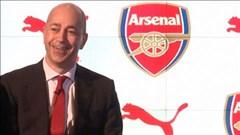 Arsenal công bố doanh thu kỷ lục