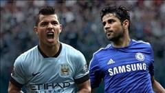 So sánh khởi đầu ở Premier League của Costa và Aguero
