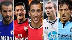 Top 5 chân chuyền hứa hẹn nhất của Premier League