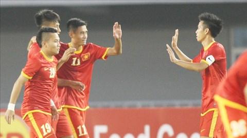Olympic Việt Nam vẫn sẽ thi đấu hết mình để giành ngôi đầu bảng!