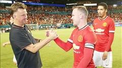 """M.U: """"Thợ hàn"""" Van Gaal chỉ tin Rooney!"""