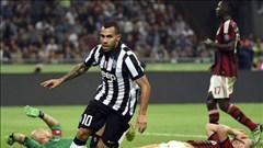 Milan 0-1 Juventus: Không thể cản Juve