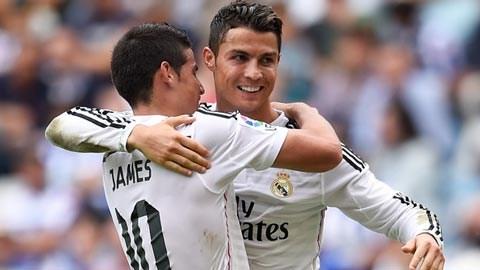 Ronaldo là ngôi sao sáng nhất trong thắng lợi hủy diệt của Real