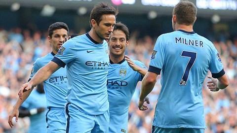 Lampard không ăn mừng dù ghi bàn vào bàn thắng đội bóng cũ