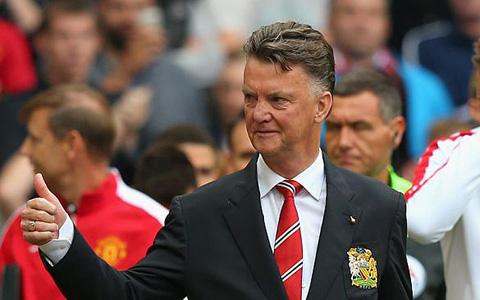 """Van Gaal đáp trả Guardiola: """"Mọi cầu thủ đều muốn chơi cho M.U"""""""