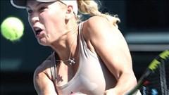 Chung kết Pan Pacific Open: Wozniacki để thua chóng vánh