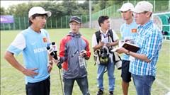"""HLV Toshiya Miura: """"Chúng tôi quyết thắng Kyrgyzstan!"""""""