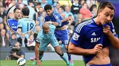 Chấm điểm Man City 1-1 Chelsea: Tôn vinh những ngôi sao phòng ngự