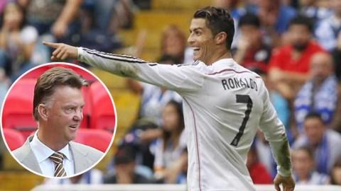 Nếu sẽ có Ronaldo nếu muôn!