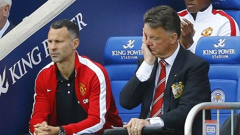 Van Gaal không tin nổi M.U lại thua đậm Leicester
