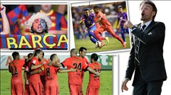 Vòng 4 La Liga: Dấu ấn Luis Enrique