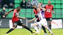 02h00 ngày 24/9: Rennes vs Toulouse