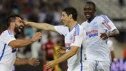 0h00 ngày 24/9, Reims vs Marseille: Marseille khẳng định vị thế