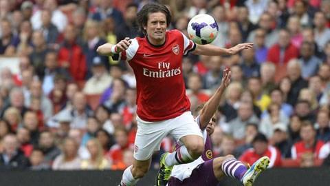 Với lực lượng phần lớn là dự bị, Arsenal (trước) khó hy vọng vào một chiến thắng trước Southampton