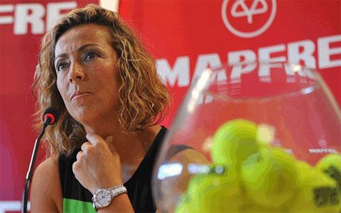 Davis Cup: Tây Ban Nha lần đầu tiên có đội trưởng là nữ