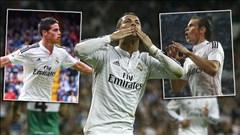 """Real Madrid: """"Kẻ hủy diệt"""" đích thực!"""