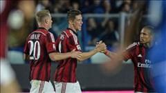 Empoli 2-2 Milan: Torres giải cứu Rossoneri