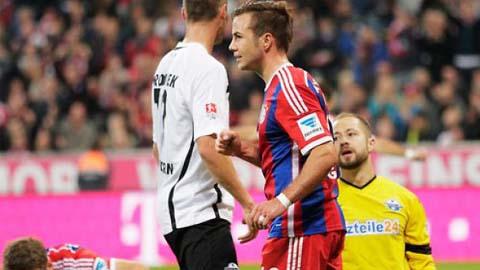 Vòng 5 Bundesliga: Bayern lên đỉnh