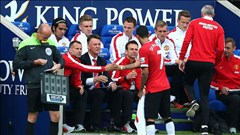 Cầu thủ M.U bất mãn với Van Gaal: Mầm mống nội loạn!
