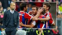 Guardiola: Lối chơi của Bayern quan trọng hơn điểm số