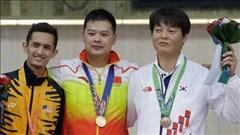Asiad 17: Đội tuyển bắn súng Trung Quốc phá kỷ lục thế giới ở nội dung 50m súng trường nam