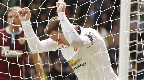 Rooney đang dần mất chỗ đứng tại M.U