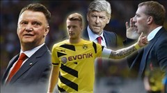 Reus quyết chờ M.U, Liverpool hoặc Arsenal