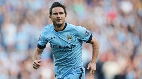 Lampard trở thành chìa khóa quan trọng của Man City trong giai đoạn khó khăn này
