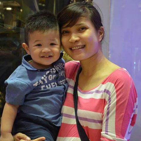 VĐV cầu mây Nguyễn Thị Hải Thảo: Nỗi đau tan mộng Asiad của bà mẹ một con