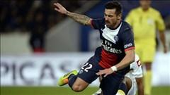 Thêm Lavezzi phải rời xa sân cỏ: Bão chấn thương càn quét PSG