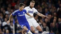 Chelsea: Không thể lãng quên Oscar!