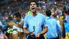 Suarez có thể trở lại khoác áo ĐT Uruguay vào tháng tới