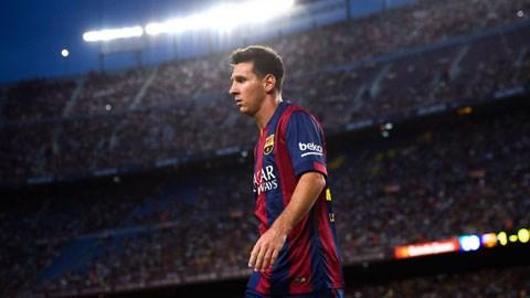 Barcelona vẫn quá lệ thuộc vào Messi
