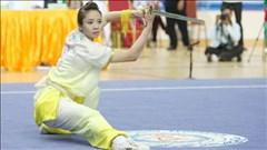 Hot girl Wushu Dương Thúy Vi và câu chuyện kỳ lạ sau tấm HCV Asiad